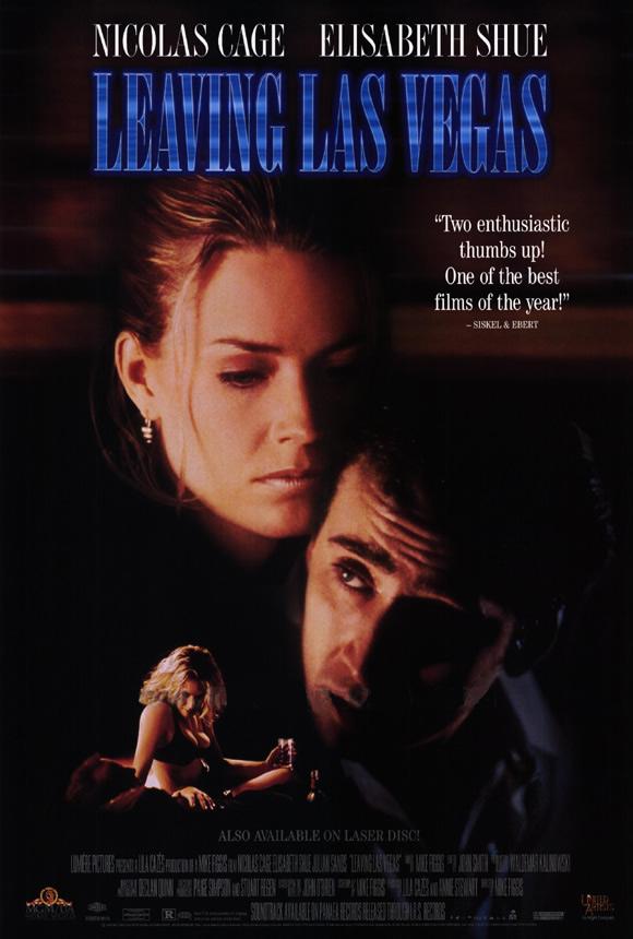 LeavingLasVegas - Nicolas Cage Film Posterleri