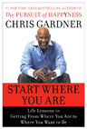 Chris Gardner Start Where You Are Book