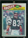 Vince Papale Rookie Card 1977 Topps