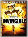 Invincible Movie DVD Blu-ray