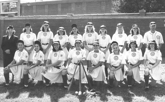Rockford Peaches - A League of Their OWN