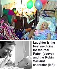 famous quotes from patch adams movie