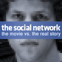 The Social Network Movie vs Facebook True Story - Mark
