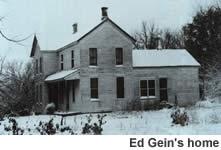 Ed Gein's home