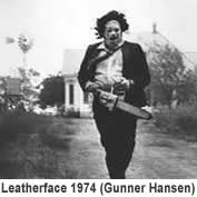 Leatherface (Gunner Hansen)