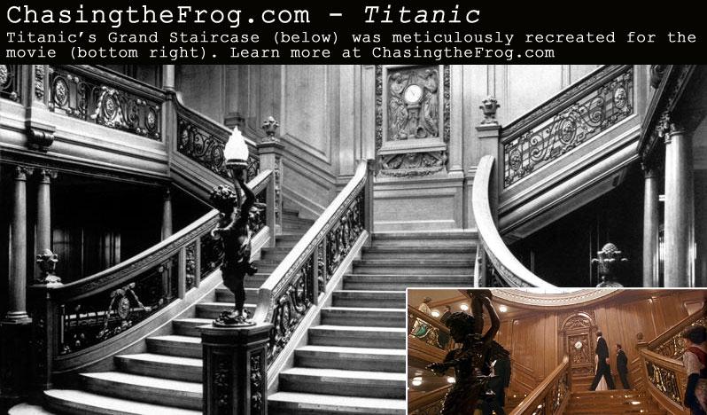 Titanic Movie vs. Titanic History - Pictures, Survivors, Facts