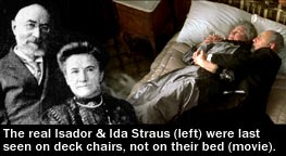 Isador Straus and Ida Straus
