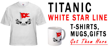 White Star Line T-Shirts and Mugs