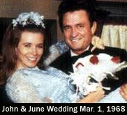 Johnny Cash Wedding June Carter