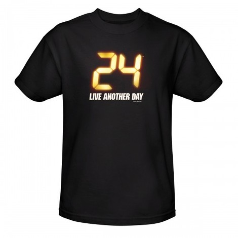 24 t-shirt digital logo