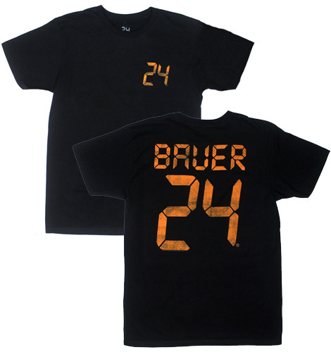 player jersey bauer 24 t-shirts