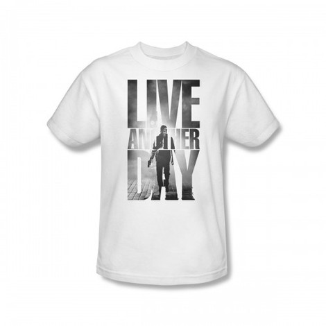 24 Live Another Day t-shirt