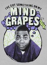 Mind Grapes tee