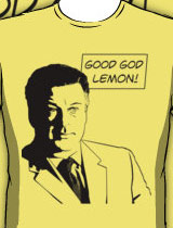 Jack Donaghy 30 Rock t-shirt