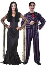 Gomez and Morticia Costumes