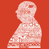 Alfred Hitchcock shirt