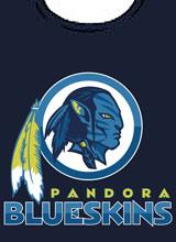 Pandora Blueskins Na'vi tee