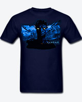 James Cameron Avatar tee
