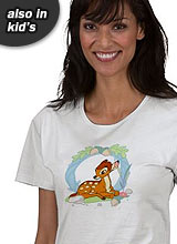 Disney Bambi shirt