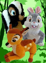 Bambi Stuffed Animals