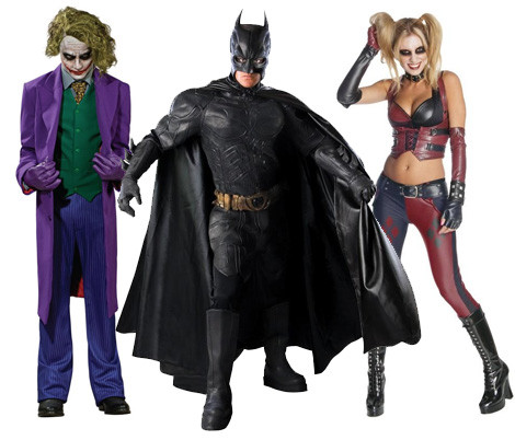 batman costumes for adults and kids joker costume batman masks - Joker Halloween Costume Kids