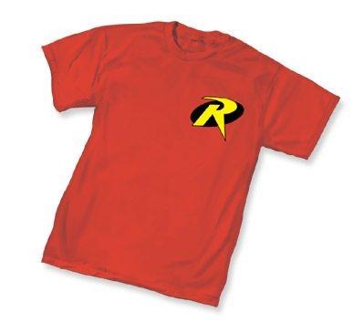 Batman Robin Symbol t-shirts