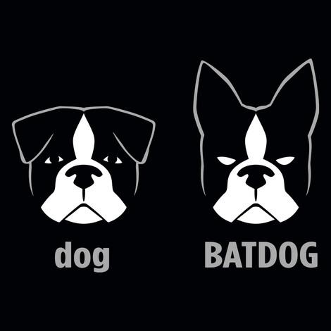 Dog Batdog t-shirts
