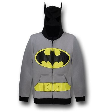Batman Costume Sweatshirt