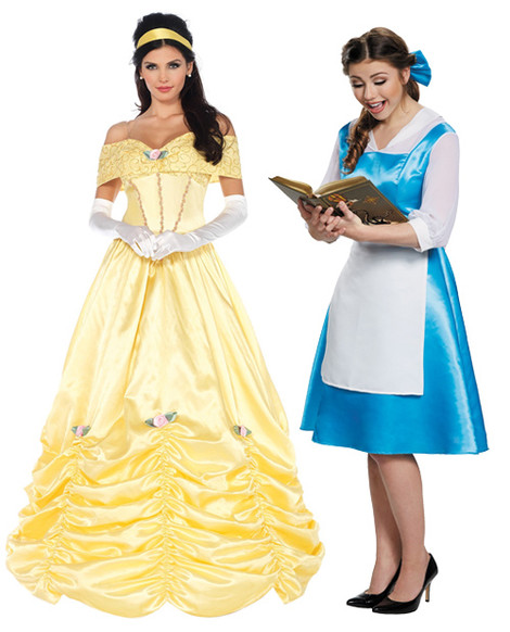 Beauty and the Beast Costumes for Adults