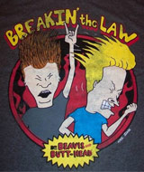 Breaking the Law shirt