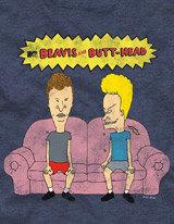 Beavis and Butthead Couch shirt