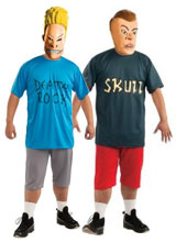 Beavis and Butthead Masks and Costumes