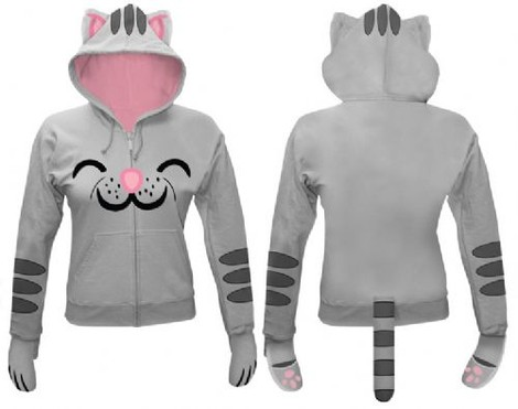 Big Bang Soft Kitty Hoodie t-shirt
