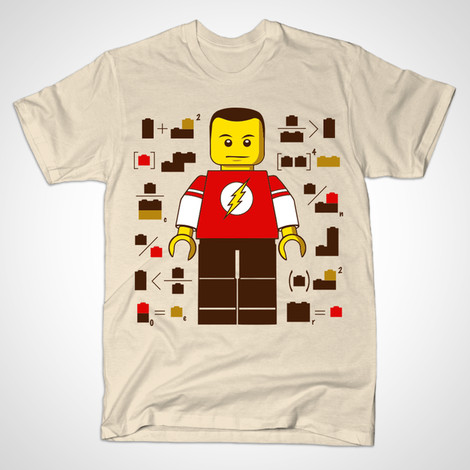 Bazinga Sheldon shirt