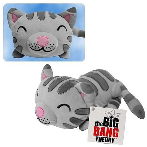 Soft Kitty Stuffed Animal Plush