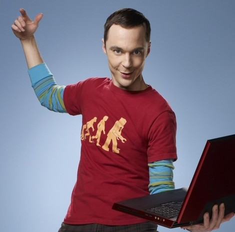 Sheldon Robot Evolution shirt