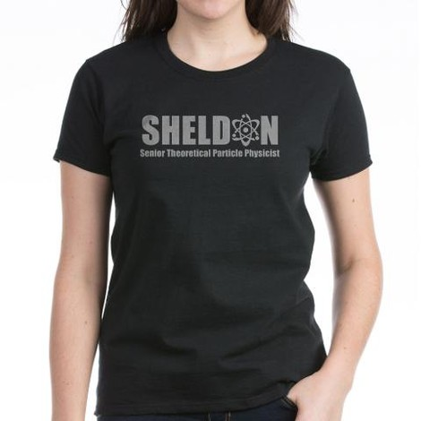Sheldon Physicist shirt