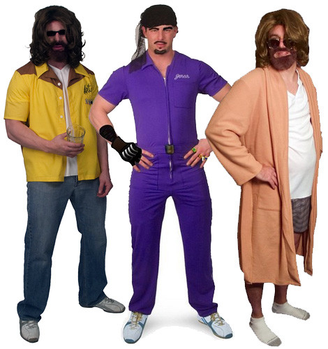 sc 1 st  Chasing the Frog & Big Lebowski Costumes The Dude Jesus Quintana Costume