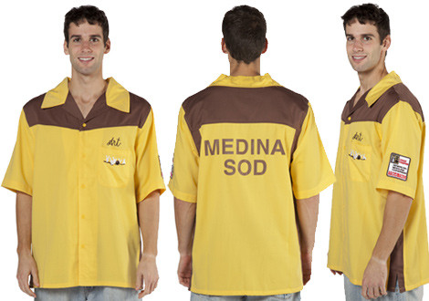 The Big Lebowski Bowling shirt replica