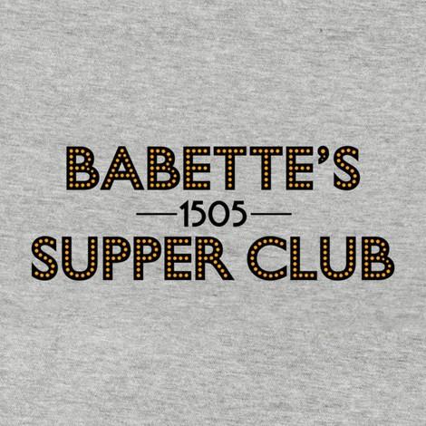 Babette's shirt