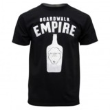 Logo Boardwalk Empire tee