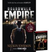 Boardwalk Empire Book Nelson Johnson Terence Winter