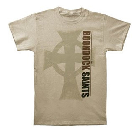Cross Boondock Saints tees