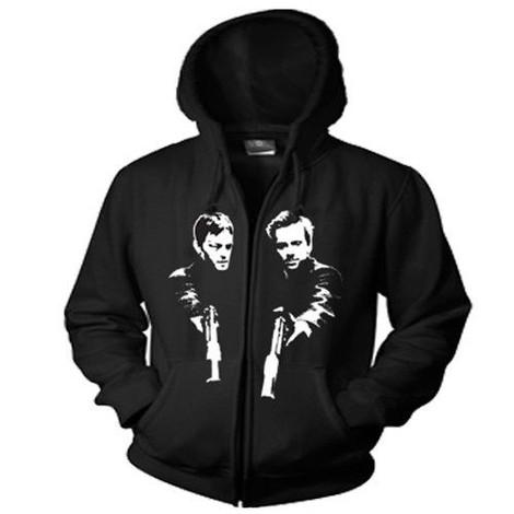 Veritas Aequitas Boondock Saints hoodie