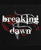 Breaking Dawn Imprinted shirt