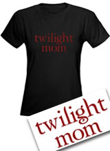 Twilight Mom tee shirt