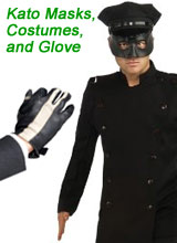 kato costume green hornet