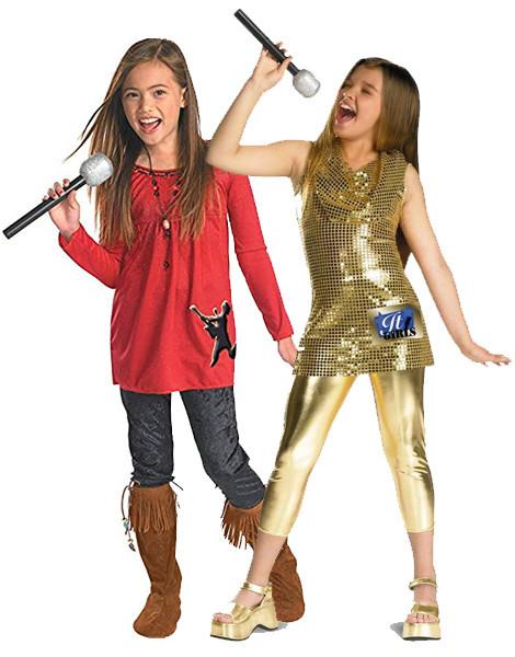 Camp Rock costumes