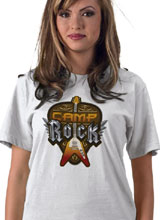 Camp Rock Guitar t-shirts