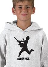 Camp Rock hoodie sweatshirt